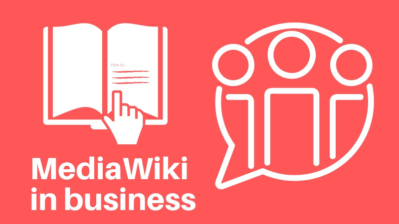 Company knowledge database – How to use MediaWiki in business?